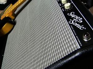 the New (2013) Fender Super-Sonic 60 Guitar Amplifier