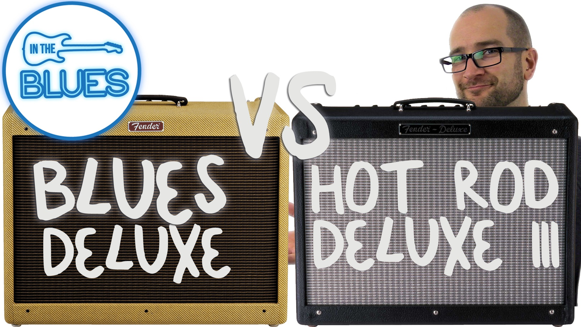 Fender Blues Deluxe Reissue vs Fender Hot Rod Deluxe III