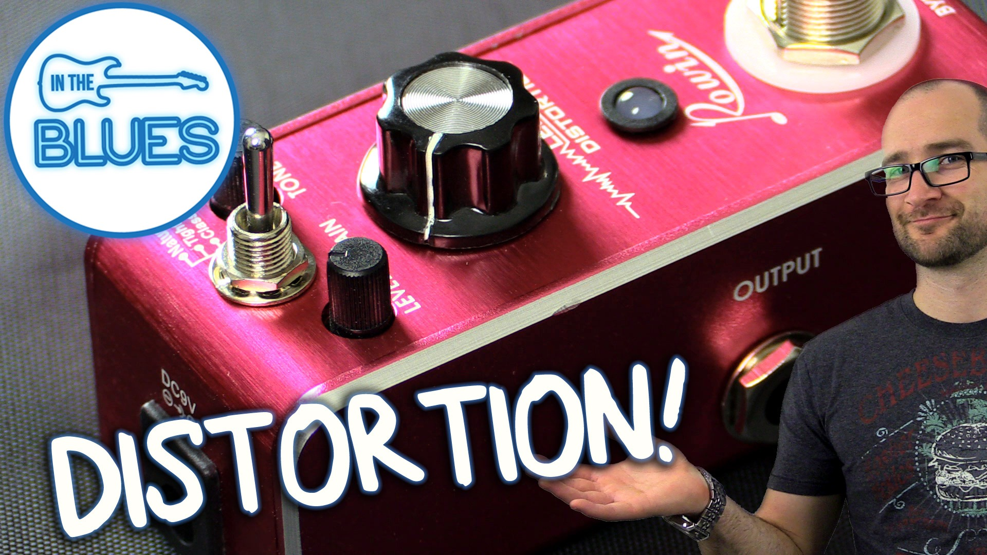 Rowin LEF-601B Distortion Pedal Review