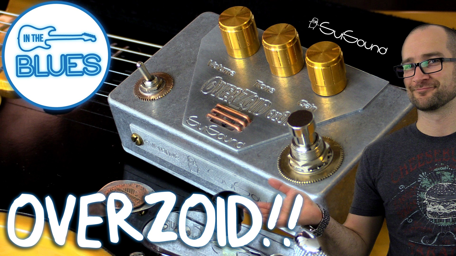 SviSound OverZoid OZ01 Overdrive Pedal Review