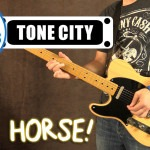 Tone City Bad Horse Overdrive Pedal Review