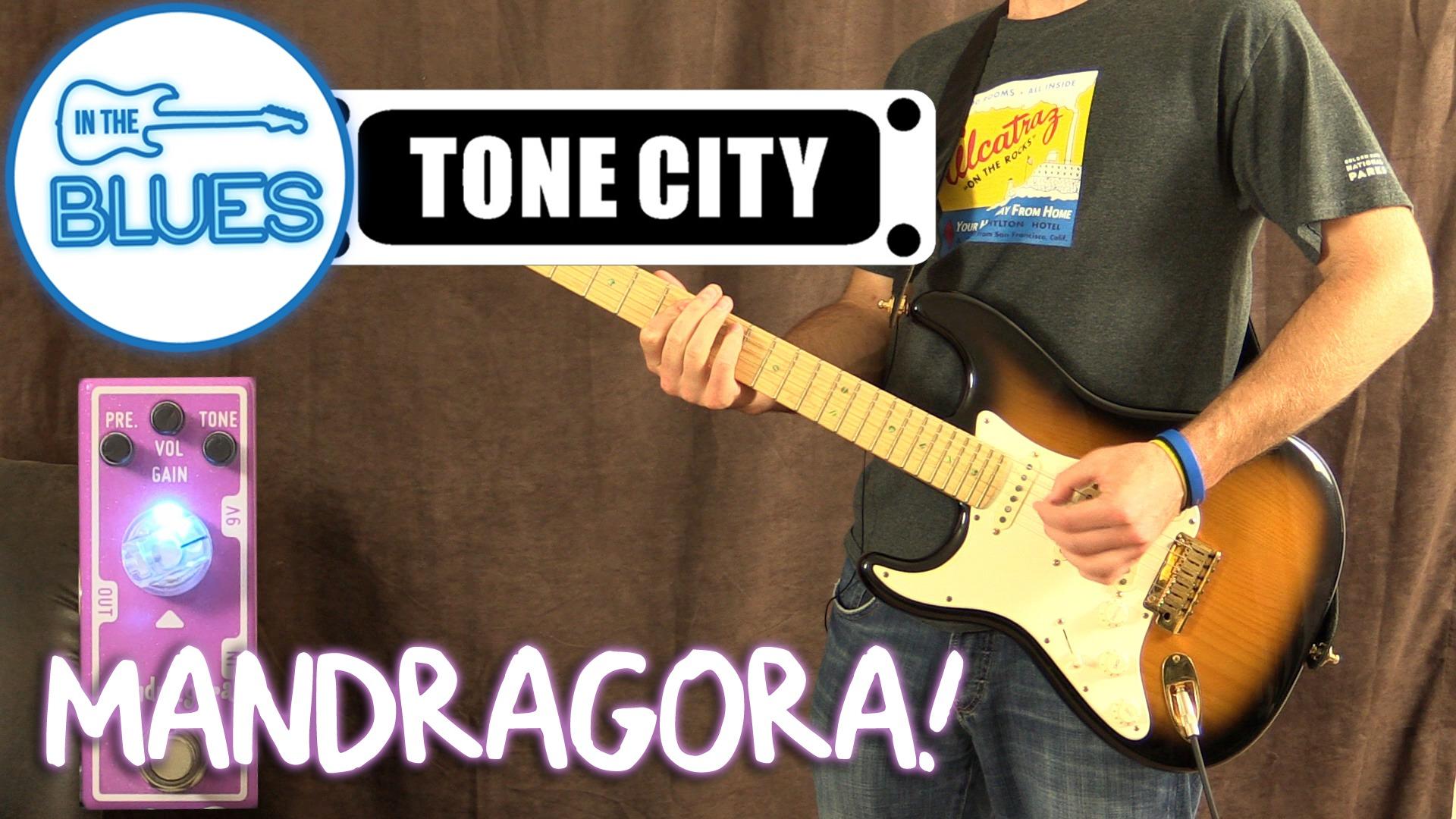 Tone-City-Mandragora-Pedal