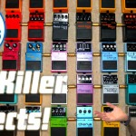 21 Great Effects Pedals for Electric Guitar