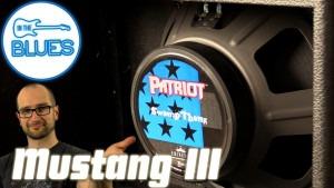 Changing the speaker in a Fender Mustang III Amplifier
