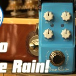 Joyo Blue Rain Overdrive Pedal Review