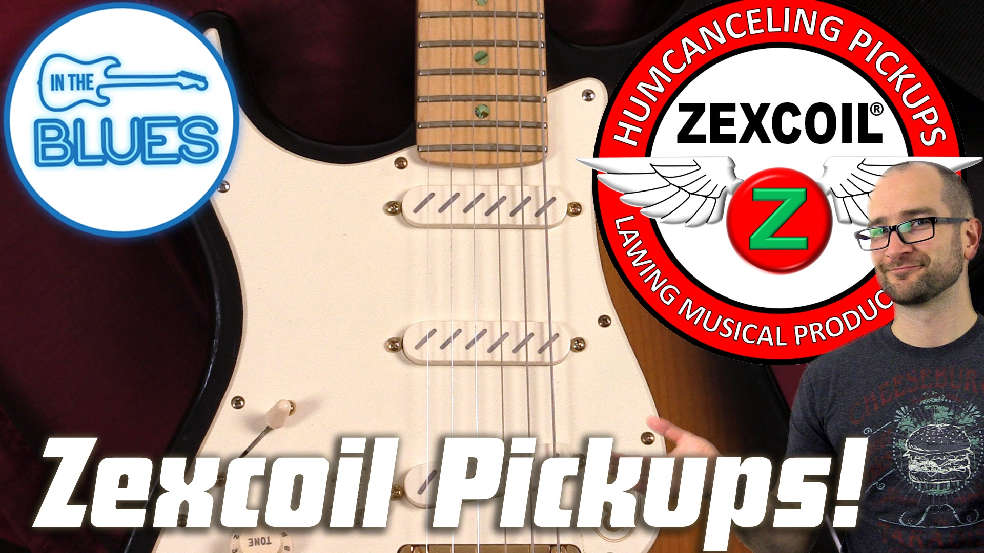 Zexcoil Stratocaster Pickups Texas Set Review