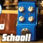 Joyo Old School Distortion Pedal Review