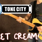 Tone City Sweet Cream Overdrive Pedal