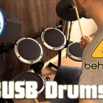 Behringer XD8USB Drum Kit Review