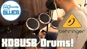 Behringer XD8USB Drum Kit Review