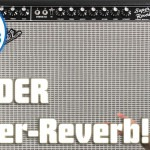 Fender 65 Super Reverb Reissue Guitar Amplifier Review
