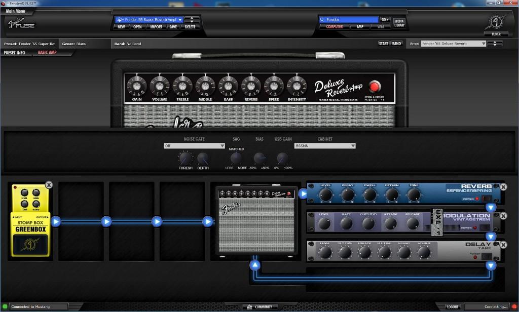 Fender Super Reverb Settings Mustang Monday