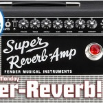 Mustang Monday – Fender '65 Super Reverb Fender Fuse Patch