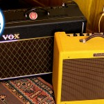 VOX AC15C1X vs Fender Blues Jr III