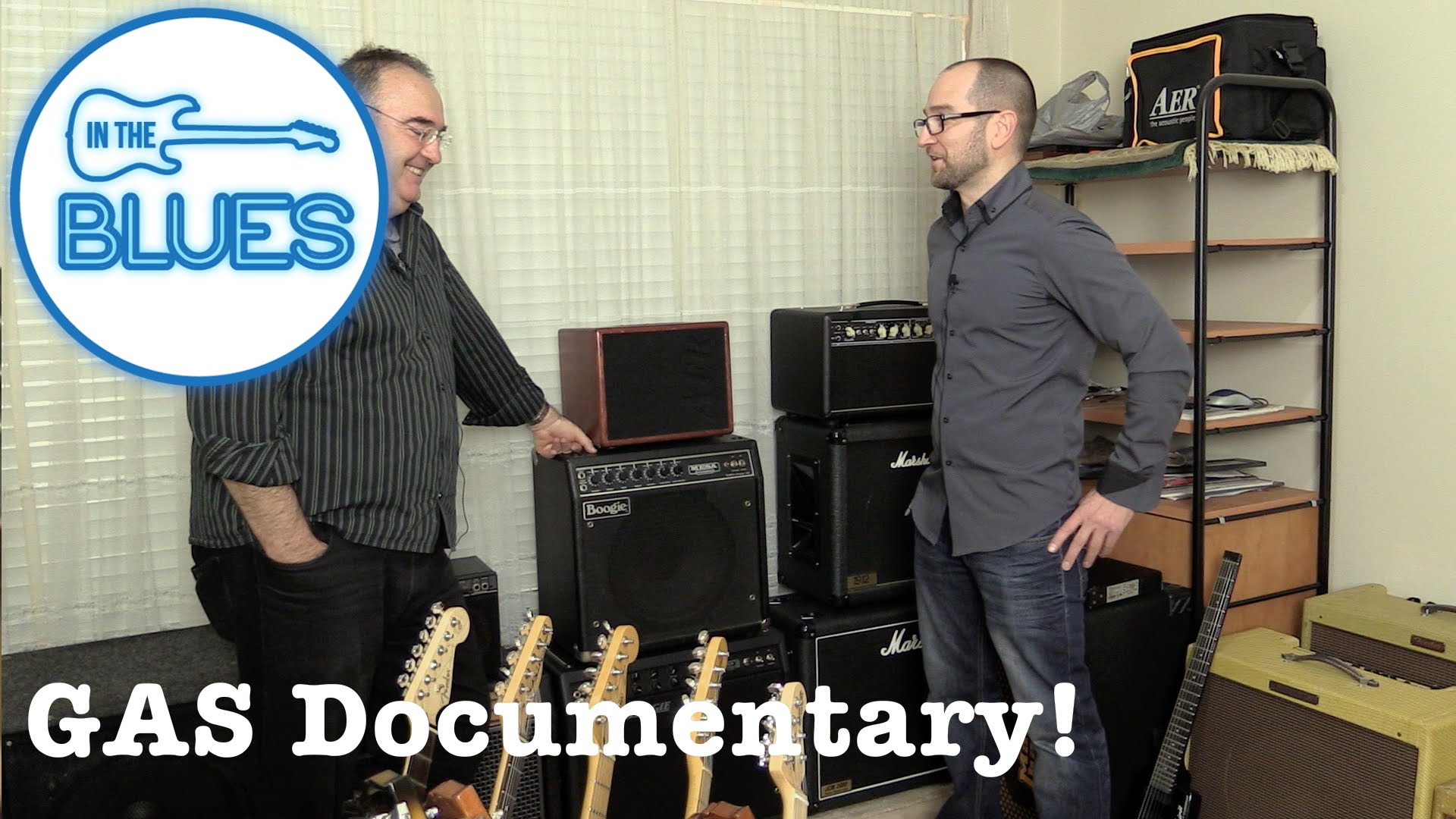 The GAS Documentary – Gear Acquisition Syndrome