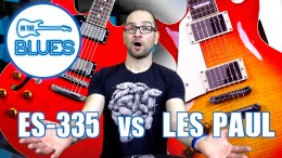 Les Paul vs ES-335 - Do They Sound the Same?!
