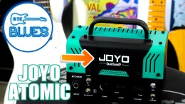 Joyo BanTamP Atomic Amplifier Head Review