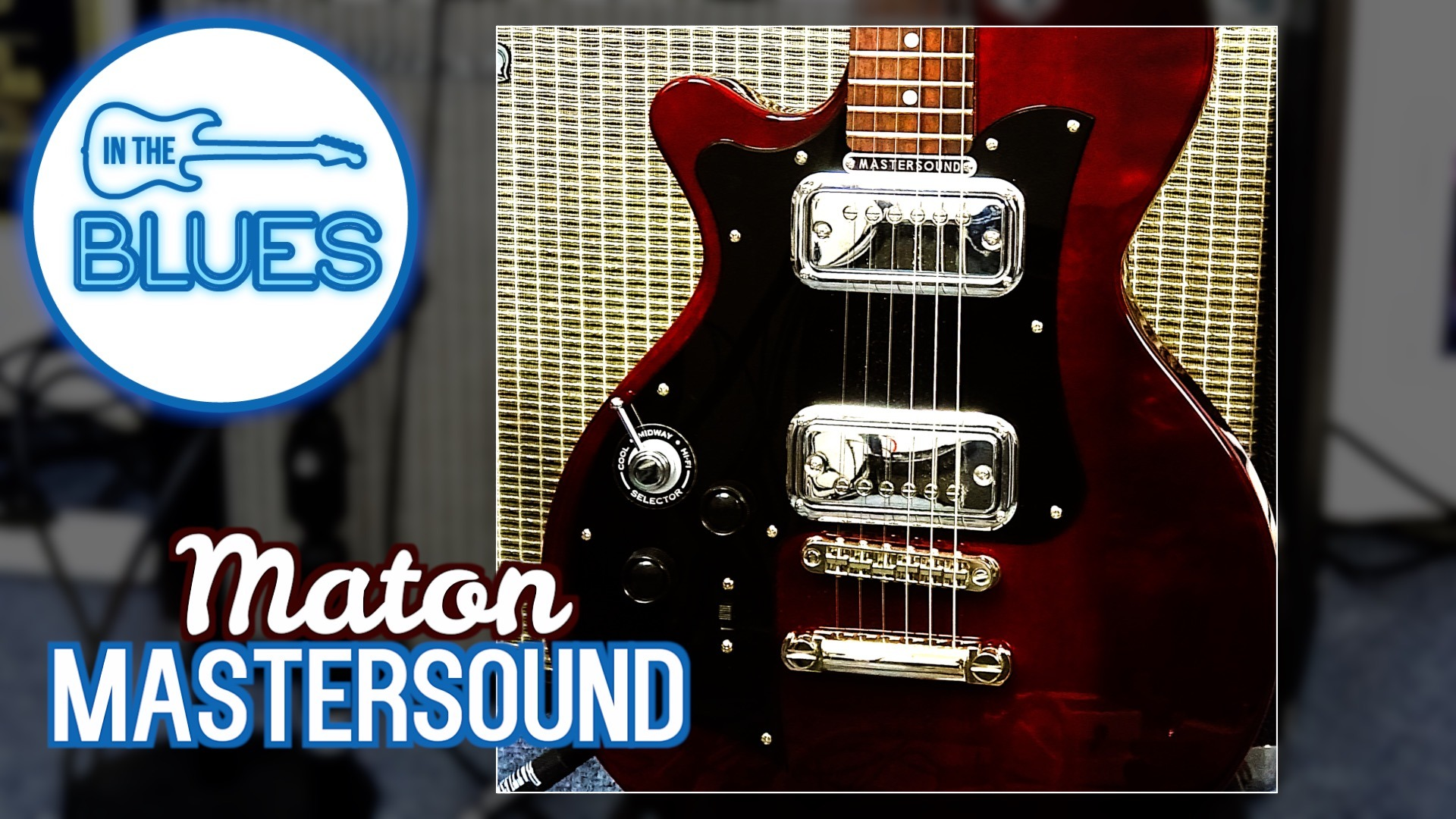 Maton Mastersound MS500 Electric Guitar Review