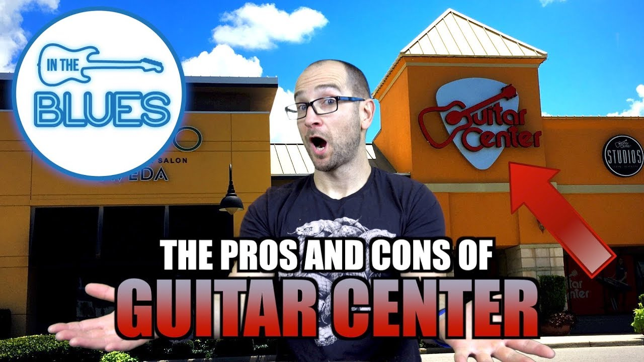 My Thoughts on Guitar Center – The Pros & Cons (My Review)