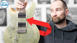 6 Things I love about the 2018 PRS SE Electric Guitar