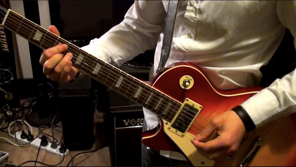 Tokai Love Rock Guitar Review (Made in Korea)
