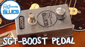 SGT-SpurGuitarTech intheblues boost pedal