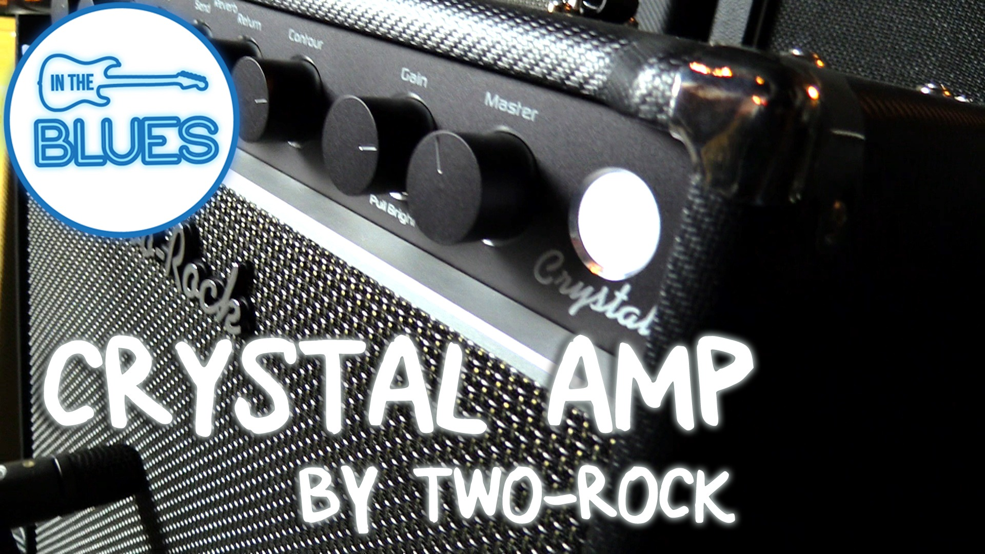 Two-Rock Crystal Amplifier