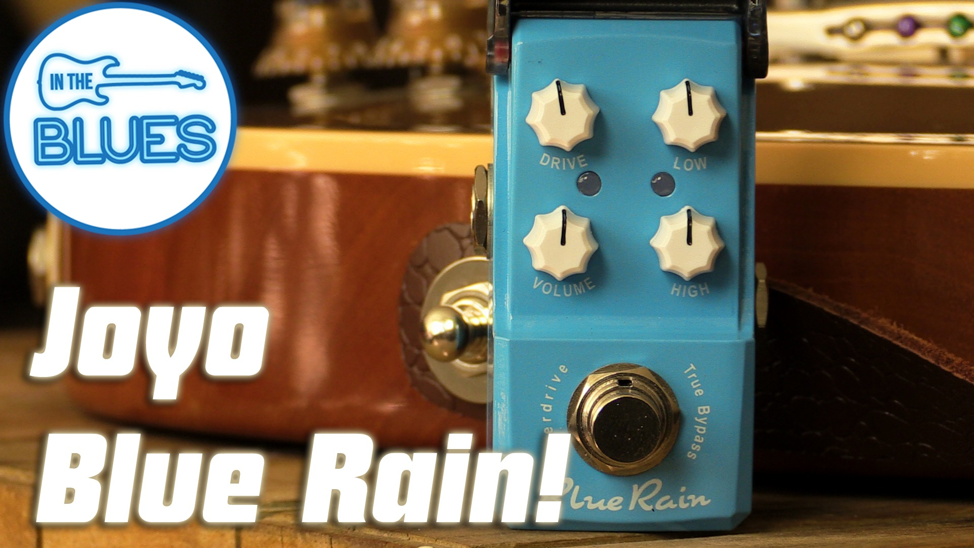 Joyo Blue Rain Overdrive Guitar Gear Help Guides Amp Reviews