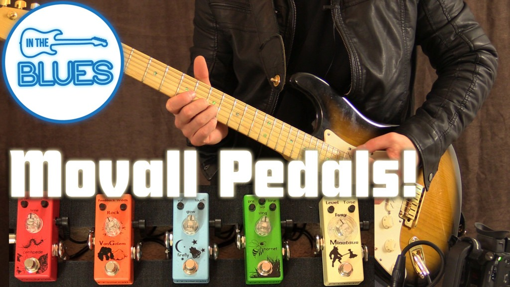 Movall Pedals Tone Stacking and Comparison