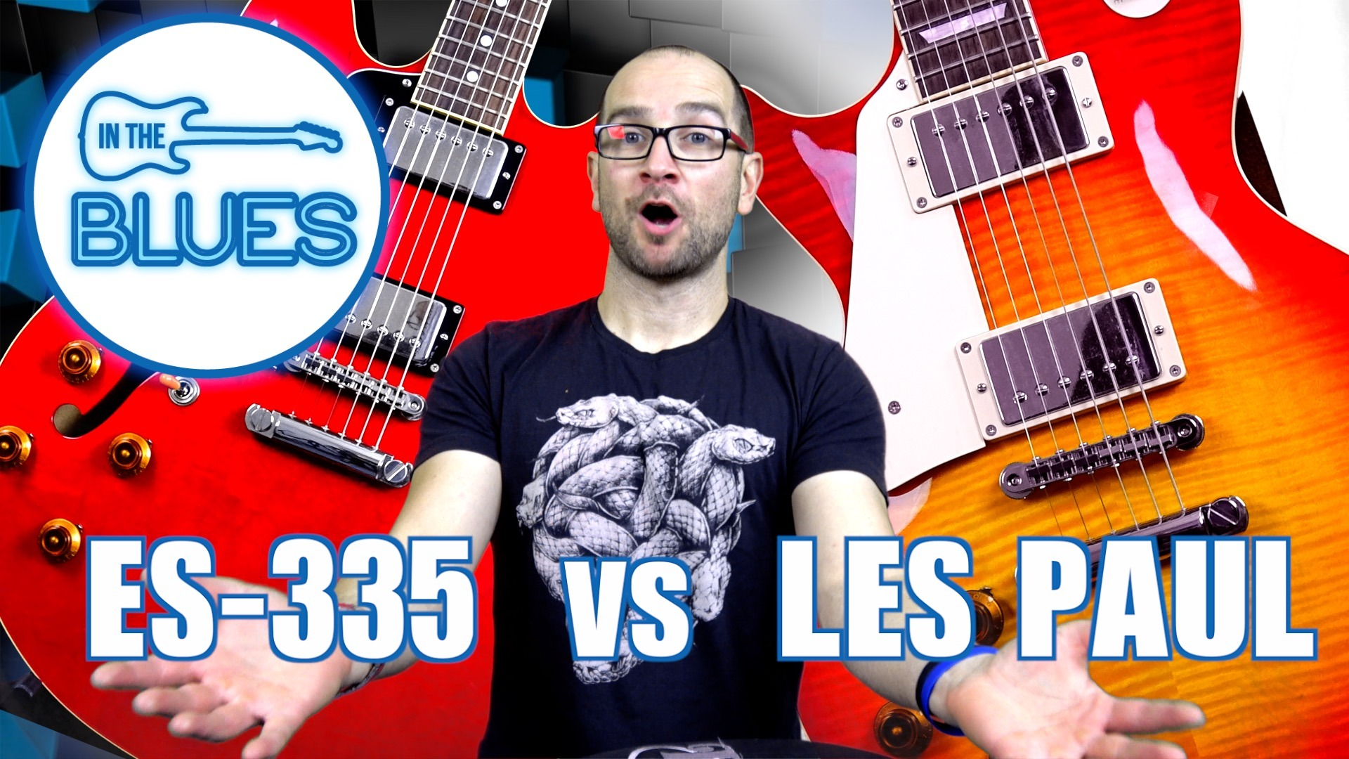 les paul vs es 335 do they sound the same intheblues reviews. Black Bedroom Furniture Sets. Home Design Ideas