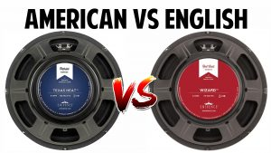 American vs English Speakers