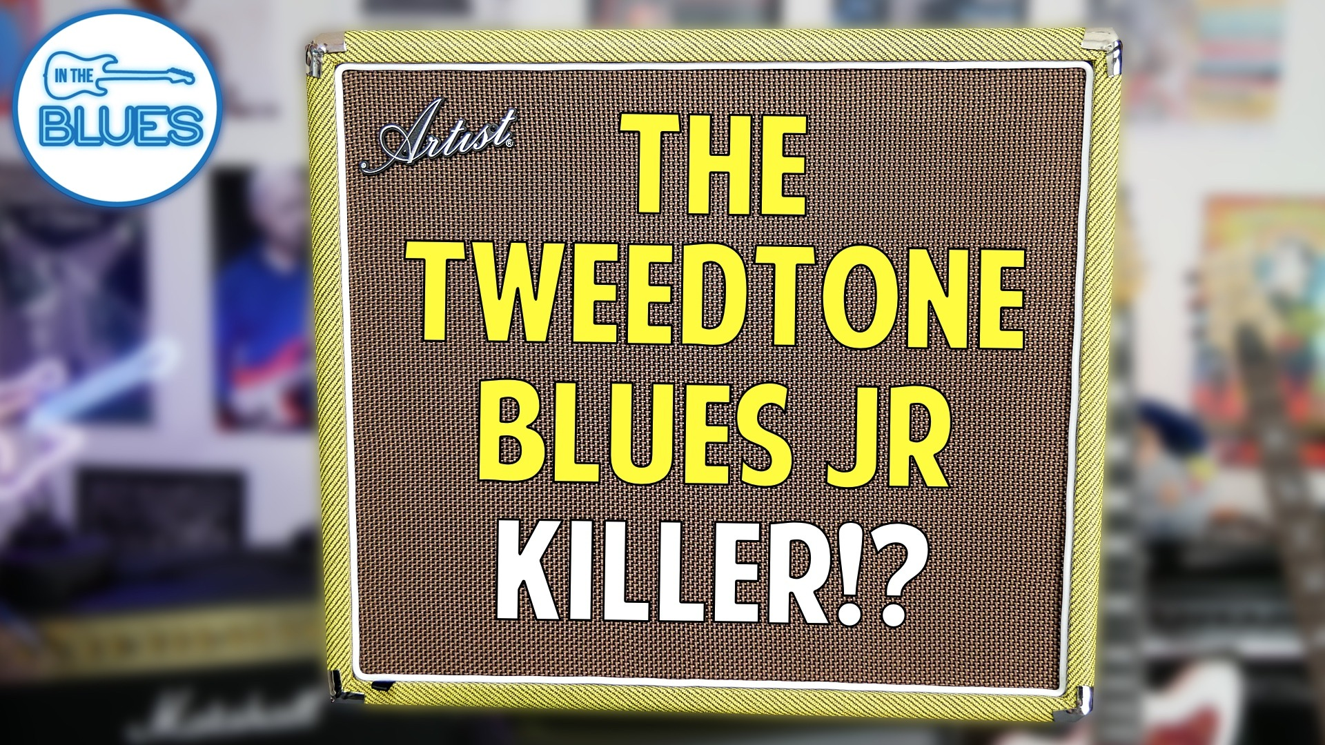 Artist TweedTone 20R Review