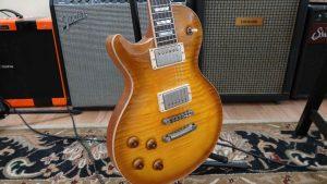 Nik Huber Orca 59 Left Handed Guitar