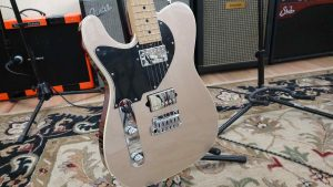 Suhr Shoreline Gold Telecater