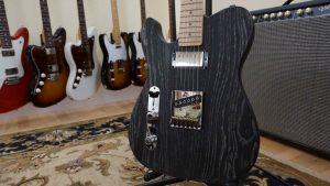 G&L ASAT Classic Blues Boy Left Handed Guitar