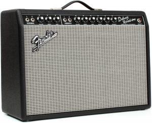 65 Fender Deluxe Reverb Amplifier