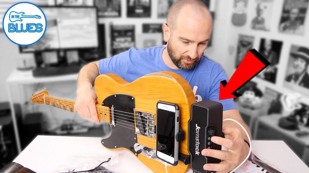Jamstack Attachable Guitar Amp Review