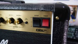 Power Attenuator Marshall DSL