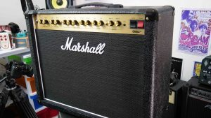Marshall DSL Amplifier Review