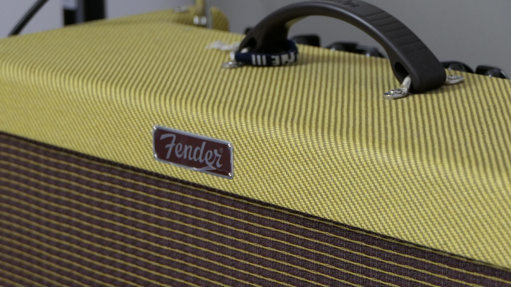 Fender Blues Deluxe Guitar Amplifier
