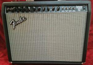 Fender Deluxe Plus 112 Guitar Amplifier