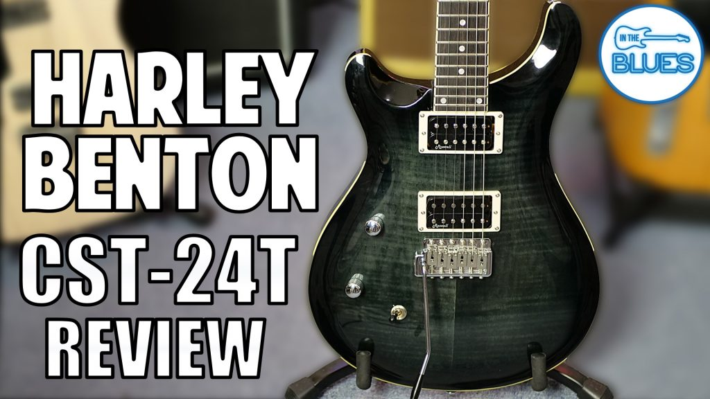 Harley Benton CST-24T Electric Guitar – The Best Inexpensive Guitar?