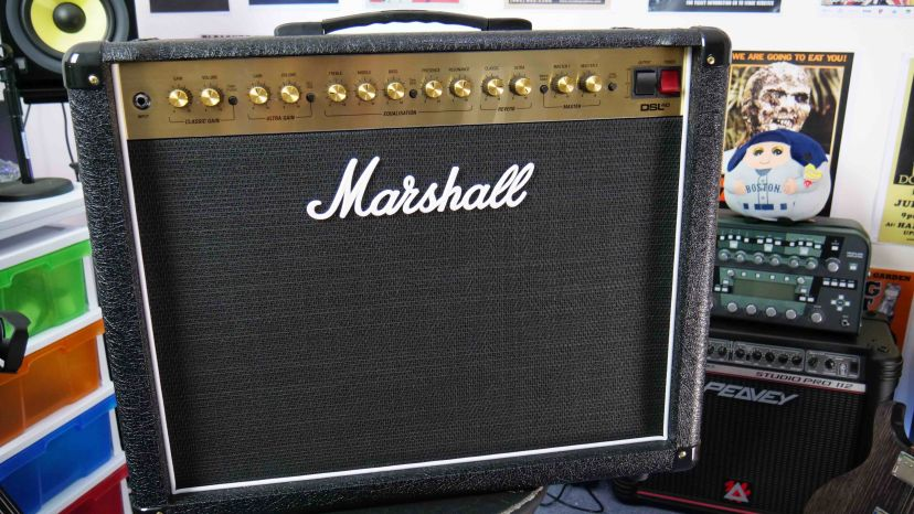 Marshall DSL40CR Amplifier