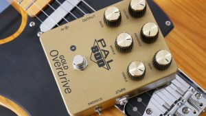 PedalPalFx PAL 800 Gold Overdrive Pedal Review