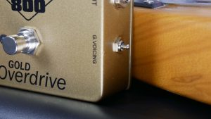 PAL 800 Overdrive Toggle Switch