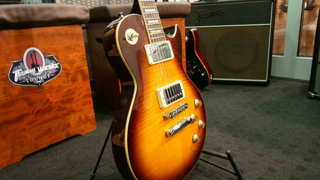 Harley Benton SC-550 Les Paul Style Guitar