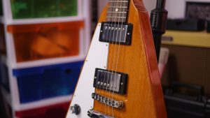 2019 Gibson Flying V Pickups