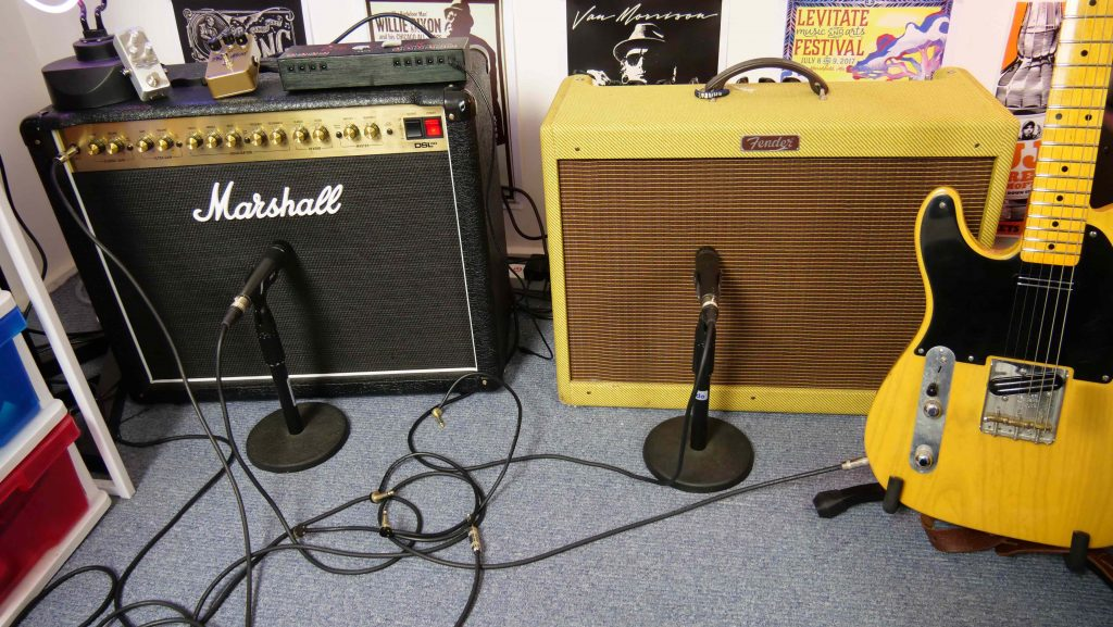 Marshall vs Fender - Pedal Platform Amplifier Comparison