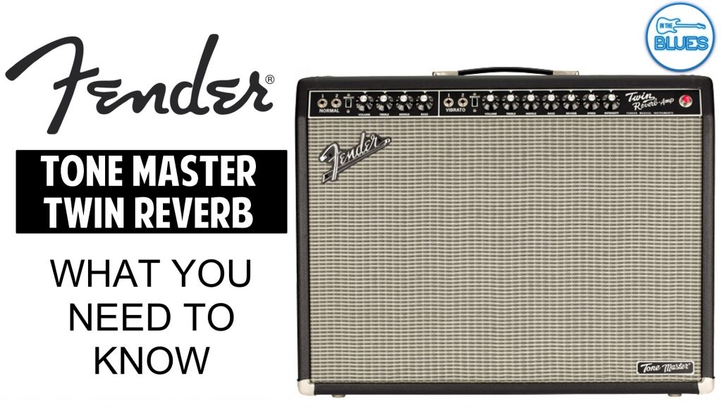 Fender Tone Master Twin Reverb Amp Review
