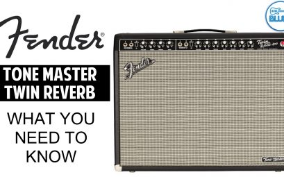 Fender Tone Master Twin Reverb Review Header